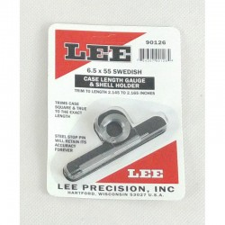 Lee Sprawdzian i uchwyt do obróbki łusek 6,5x55 SE