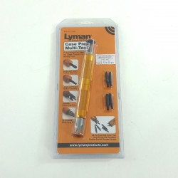Wielofunkcyjne narzędzie do obróbki łuski - Lyman Case Prep Multi-Tool