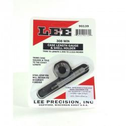Lee Sprawdzian i uchwyt do obróbki łusek 308 Win
