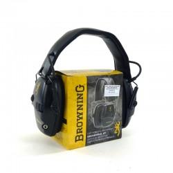 Ochronniki słuchu Browning XP aktywne