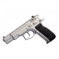 Pistolet CZ 75 B STAINLESS MATT FINISH kal. 9x19