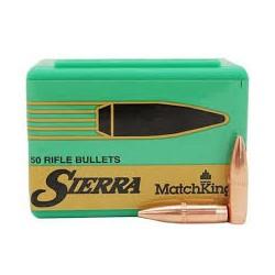 Pociski Sierra  .224 FMJ BT 55gr op100szt