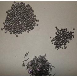 Wsad polerski Kulki nierdzewne 3.175 (0,5kg)