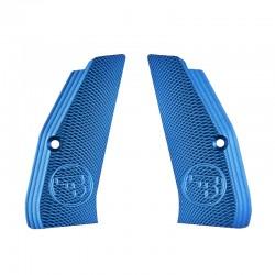 Okładzina niebieska długa CZ75 kpl.