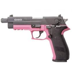 Pistolet GSG Fire Fly Pink 22LR