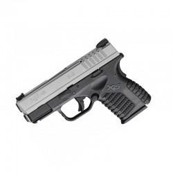"""Pistolet XDS-9 3,3"""" kal. 9X19 srebrno - czarny"""
