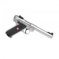 Pistolet Ruger Mark IV Target kal. 22LR (stainless)