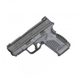 "Pistolet XDS-9 3,3"" kal. 9X19 czarno - szary"