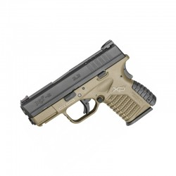 """Pistolet XDS-9 3,3"""" kal. 9X19 czarno - brązowy"""