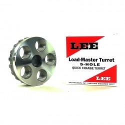 Głowica 5 stanowiskowa do prasy Lee Load Master