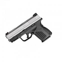 """Pistolet XDS-45 3,3"""" kal. .45ACP srebrno-czarny"""