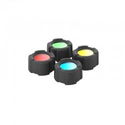 Zestaw filtrów Led Lenser do  MT10