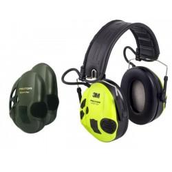 Ochronniki słuchu PELTOR SportTac aktywne żółte