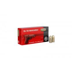 9mm MAKAROV / 9x18 GECO VM 6,15G