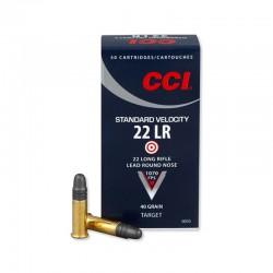 22LR (5,6mm) STANDART CCI 326m/s