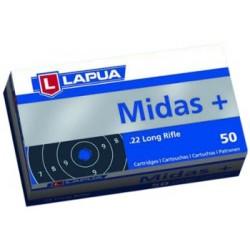 22LR (5,6mm) LAPUA Midas+ 2,59g/40gr