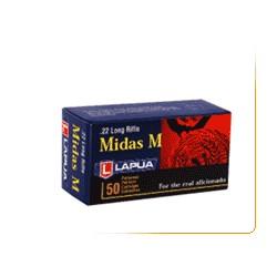 22LR (5,6mm) NAMMO LAPUA Midas M
