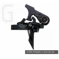 Spust Geissele SD-3G Super Dynamic 3gun Trigger
