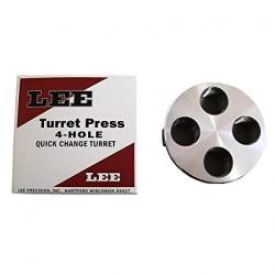 Głowica do pracy 4 otwory - Turret 4 Lee