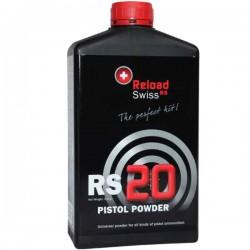 Proch Reload Swiss RS20 (0,5KG)