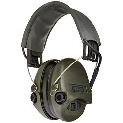 MSA-SORDIN Supreme Basic ochronniki słuchu zielone