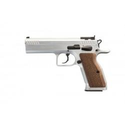 Pistolet TANFOGLIO STOCK II SILVER kal.9x19