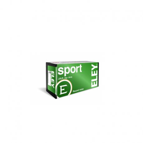 22LR (5,6mm) ELEY SPORT