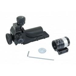 Zestaw celowniczy Anschutz Diopter6805/Tunel6832