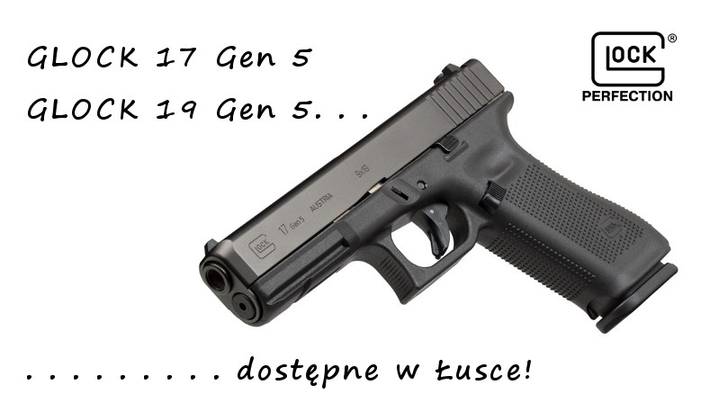 Glock 5 Generacji